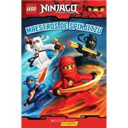LEGO Ninjago: Maestros de Spinjitzu (Lector No. 2) by West, Tracey, 9780545819824