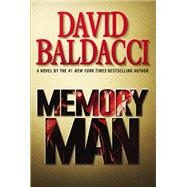 Memory Man by Baldacci, David, 9781455559824