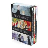 Coraline / The Graveyard Book / Fortunately, the Milk by Gaiman, Neil; Riddell, Chris, 9780062379825