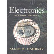 Electronics by Hambley, Allan R., 9780136919827