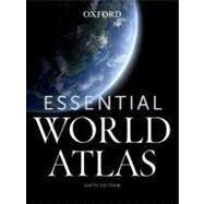 Essential World Atlas by , 9780199829828