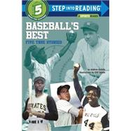 Baseball's Best : Five True Stories by GUTELLE, ANDREW, 9780394809830