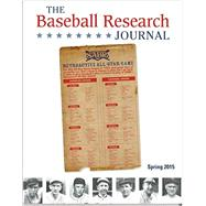 Baseball Research Journal by Society for American Baseball Research, 9781933599830