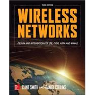Wireless Networks by Smith, Clint; Collins, Daniel, 9780071819831