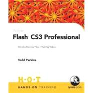 Adobe Flash CS3 Professional : Includes Exercise Files and Demo Movies by Perkins, Todd, 9780321509833