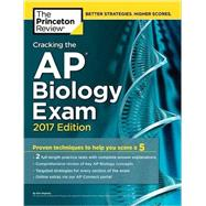 Cracking the AP Biology Exam, 2017 Edition by Princeton Review, 9781101919835