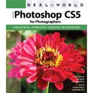 Real World Adobe Photoshop CS5 for Photographers by Chavez, Conrad, 9780321719836