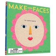 Make More Faces: Doodle and Sticker Book With 52 Faces + 6 Sticker Sheets by Tupera, Tupera, 9781452139838