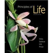 Principles of Life & LaunchPad (Twenty Four Month Access) by Hillis, David M.; Sadava, David E.; Hill, Richard W.; Price, Mary V., 9781464189838