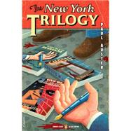 The New York Trilogy by Auster, Paul (Author); Sante, Luc (Introduction by); Spiegelman, Art (Jacket Illustrator), 9780143039839