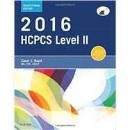 2016 HCPCS Level II: Includes Netter's Anatomy Art by Buck, Carol J., 9780323389839