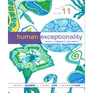 Human Exceptionality School, Community, and Family by Hardman, Michael L.; Drew, Clifford J.; Egan, M. Winston, 9781133589839