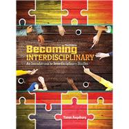 Becoming Interdisciplinary by Augsburg, Tanya, 9781465289841