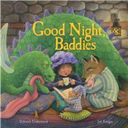 Good Night, Baddies by Underwood, Deborah; Kangas, Juli, 9781481409841