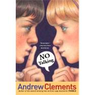 No Talking by Clements, Andrew; Elliott, Mark, 9781416909842