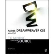 Adobe Dreamweaver CS5 with PHP Training from the Source by Powers, David, 9780321719843