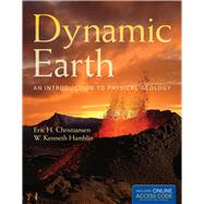 Dynamic Earth by Christiansen, Eric H.; Hamblin, W. Kenneth, 9781449659844