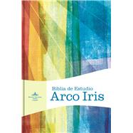 RVR 1960 Biblia de Estudio Arco Iris, multicolor, tapa dura by Unknown, 9781586409845