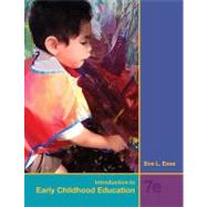 Introduction to Early Childhood Education by Essa, Eva L., 9781133589846