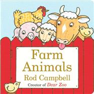 Farm Animals by Campbell, Rod; Campbell, Rod, 9781481449847
