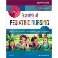 Wong's Essentials of Pediatric Nursing Study Guide by Hockenberry, Marilyn J., Ph.D., R.N., 9780323429849