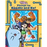 Bravest Warriors: Things to Draw and Do by Viz Media, 9781421579849