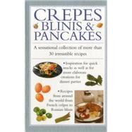 Crepes, Blinis & Pancakes by Ferguson, Valerie, 9780754829850