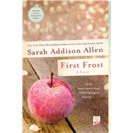 First Frost A Novel by Allen, Sarah Addison, 9781250019851