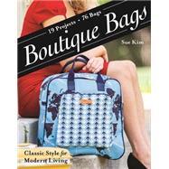 Boutique Bags by Kim, Sue, 9781607059851