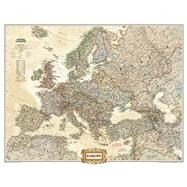 Europe Executive by National Geographic Maps, 9780792289852