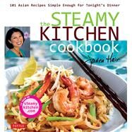The Steamy Kitchen Cookbook by Hair, Jaden, 9780804849852