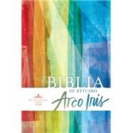 RVR 1960 Biblia de Estudio Arco Iris, multicolor, tapa dura con índice by Unknown, 9781586409852