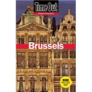 Time Out Brussels Antwerp, Ghent and Bruges by Unknown, 9781846709852