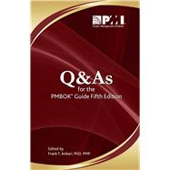 Q & As for the Pmbok Guide by Anbari, Frank T., Ph.D., 9781935589853
