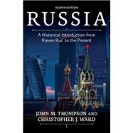 Russia by Thompson,John, 9780813349855