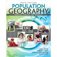 Population Geography by Larkin, Robert P.; Johnson-webb, Karen; Otiso, Kefa M., 9781465219855