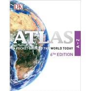 Atlas A-Z, 6th Edition by DK Publishing, 9781465429858