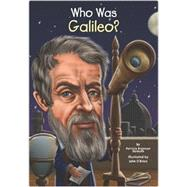 Who Was Galileo? by Demuth, Patricia Brennan; O'Brien, John, 9780448479859