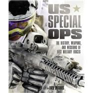 Us Special Ops by Pushies, Fred, 9780760349861