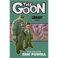 The Goon Library 3 by Powell, Eric; Stewart, Dave, 9781616559861