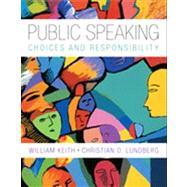 Public Speaking by William/Lundberg, 9780495569862