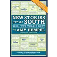 New Stories from the South 2010 : The Year's Best by Hempel, Amy, 9781565129863
