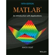 MATLAB by Gilat, Amos, 9781118629864