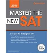 Master the New Sat 2016 by Peterson's, 9780768939866