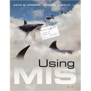 Using MIS 2015 by Kroenke, David M.; Boyle, Randall J., 9780133919868