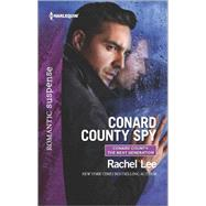 Conard County Spy by Lee, Rachel, 9780373279869