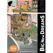 Little Nemo's Big New Dreams: A Toon Graphic by O'neill, Josh; Carl, Andrew; Stevens, Chris, 9781935179870
