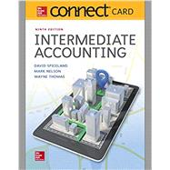 Connect Access Card for Intermediate Accounting by Spiceland, J. David; Thomas, Wayne; Nelson, Mark, 9781260029871