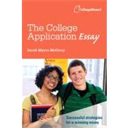 The College Application Essay by McGinty, Sarah Myers, 9780874479874