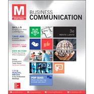 M: Business Communication with Connect plus by McGraw, 9781259659874